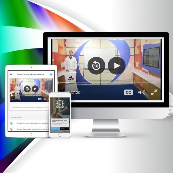 Pratik AÖF Hukukun Temel Kavramları Online Görüntülü Eğitim Seti