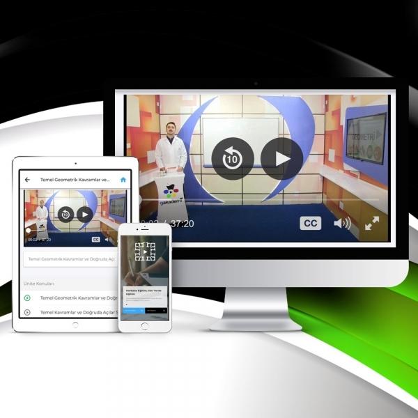 Pratik AÖF İktisada Giriş 1 Online Görüntülü Eğitim Seti