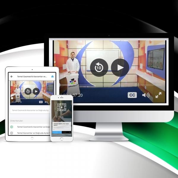 Pratik AÖF İktisada Giriş 2 Online Görüntülü Eğitim Seti
