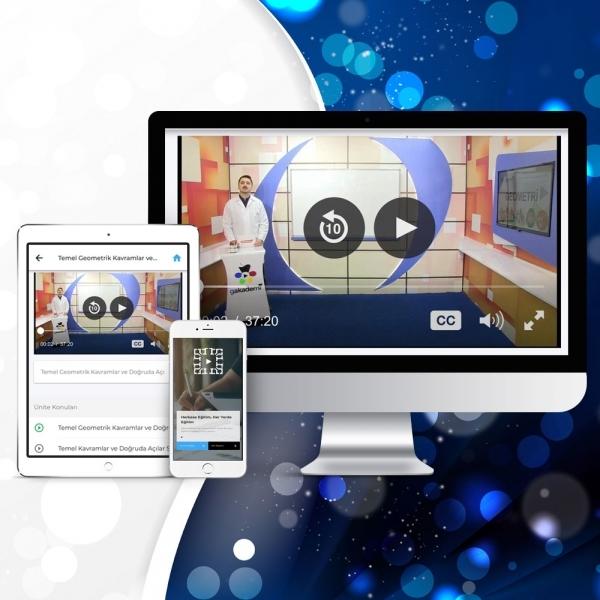 Pratik AÖF İktisadi Kalkınma Online Görüntülü Eğitim Seti