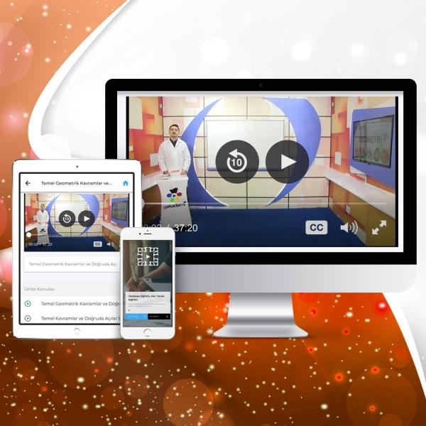 Pratik AÖF İktisat 3. Sınıf 5. Dönem Tüm Dersler Online Görüntülü Eğitim Seti