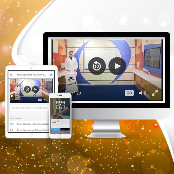 Pratik AÖF İktisat 3. Sınıf 6. Dönem Tüm Dersler Online Görüntülü Eğitim Seti