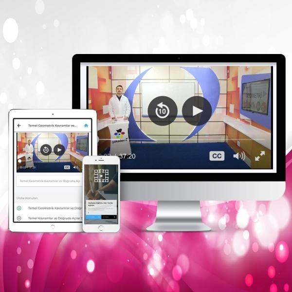 Pratik AÖF İktisat 4. Sınıf 7. Dönem Tüm Dersler Tüm Dersler Online Görüntülü Eğitim Seti
