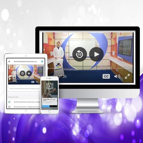 Pratik AÖF İktisat 4. Sınıf 8. Dönem Tüm Dersler Online Görüntülü Eğitim Seti