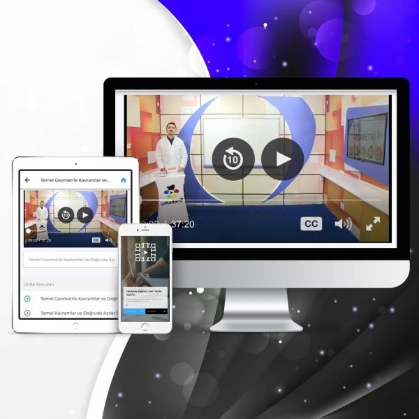 Pratik AÖF İktisat Politikası Online Görüntülü Eğitim Seti