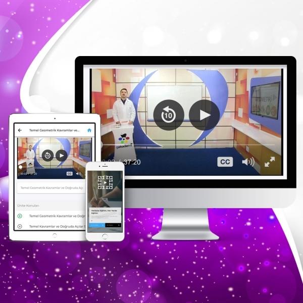Pratik AÖF İktisat Tarihi Online Görüntülü Eğitim Seti