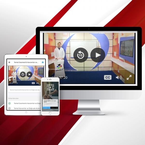 Pratik AÖF İlahiyat 1. Sınıf Arapça Online Görüntülü Eğitim Seti