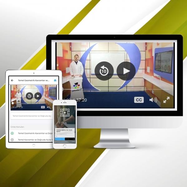 Pratik AÖF İlahiyat Arapça 1 Online Görüntülü Eğitim Seti