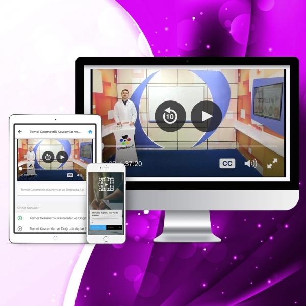 Pratik AÖF İngilizce 1 Online Görüntülü Eğitim Seti