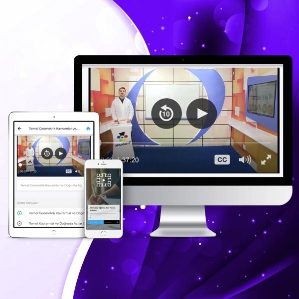 Pratik AÖF İngilizce 2 Online Görüntülü Eğitim Seti