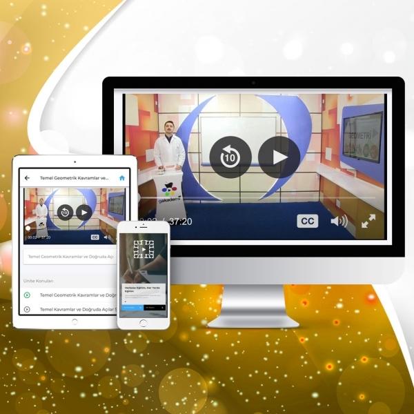 Pratik AÖF İngilizce 4 Online Görüntülü Eğitim Seti