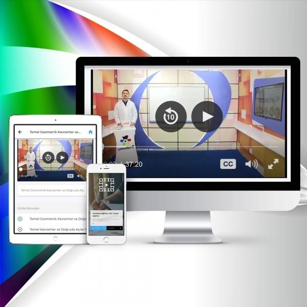 Pratik AÖF İşletme 1. Sınıf 1. Dönem Tüm Dersler Online Görüntülü Eğitim Seti