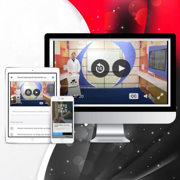 Pratik AÖF İşletme 2. Sınıf 3. Dönem Tüm Dersler Online Görüntülü Eğitim Seti