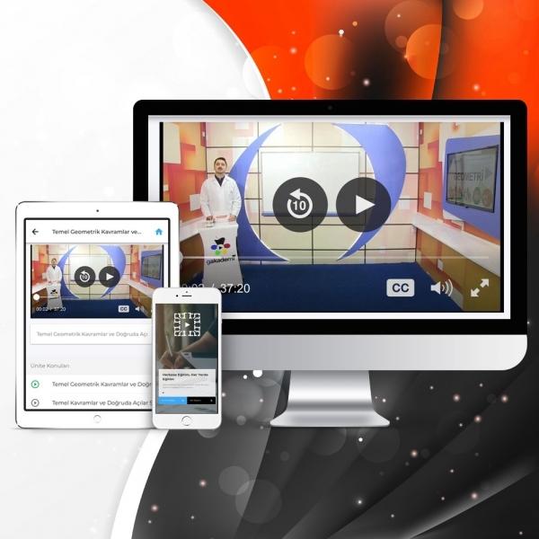 Pratik AÖF İşletme 2. Sınıf 4. Dönem Tüm Dersler Online Görüntülü Eğitim Seti