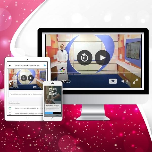Pratik AÖF İşletme 3. Sınıf 5. Dönem Tüm Dersler Online Görüntülü Eğitim Seti