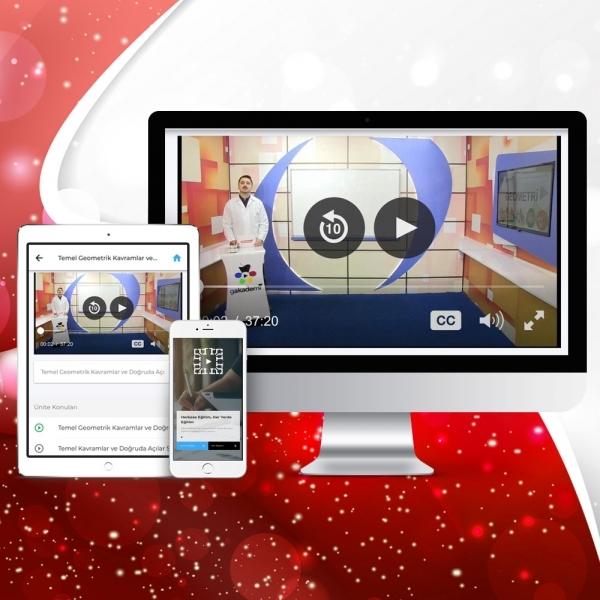Pratik AÖF İşletme 3. Sınıf 6. Dönem Tüm Dersler Online Görüntülü Eğitim Seti