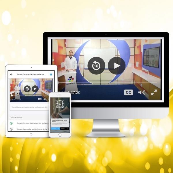 Pratik AÖF İşletme 4. Sınıf 7. Dönem Tüm Dersler Online Görüntülü Eğitim Seti