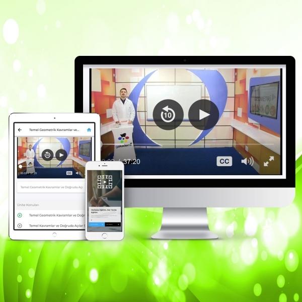 Pratik AÖF İşletme Fakültesi 4. Sınıf 8. Dönem Tüm Dersler Online Görüntülü Eğitim Seti