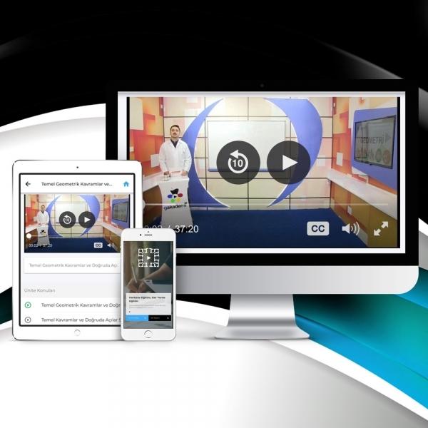 Pratik AÖF İşletme Fonksiyonları Online Görüntülü Eğitim Seti