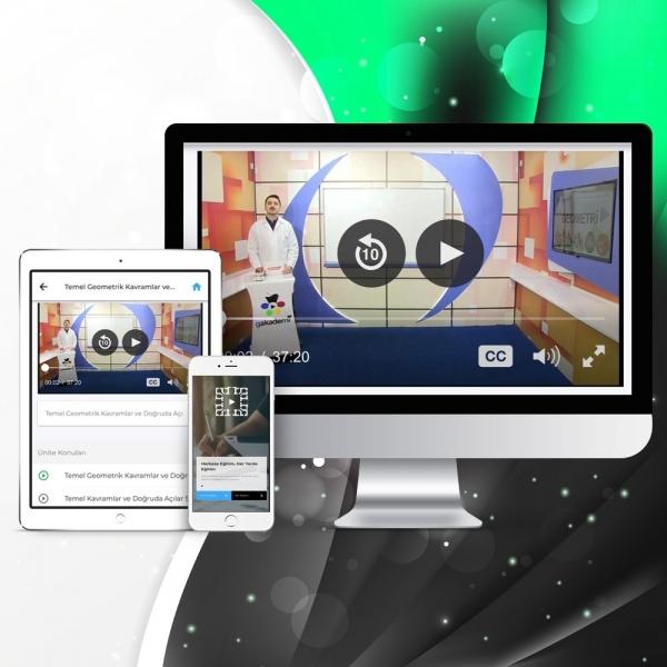 Pratik AÖF İstatistik Online Görüntülü Eğitim Seti