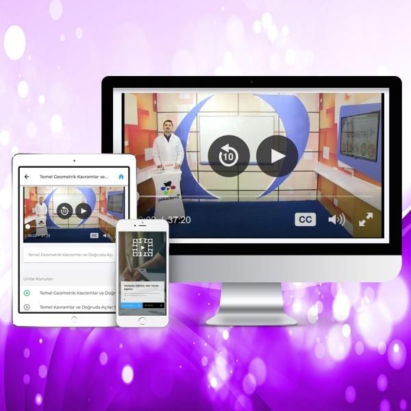 Pratik AÖF Kamu Yönetimi 4. Sınıf 7. Dönem Dersler Online Görüntülü Eğitim Seti