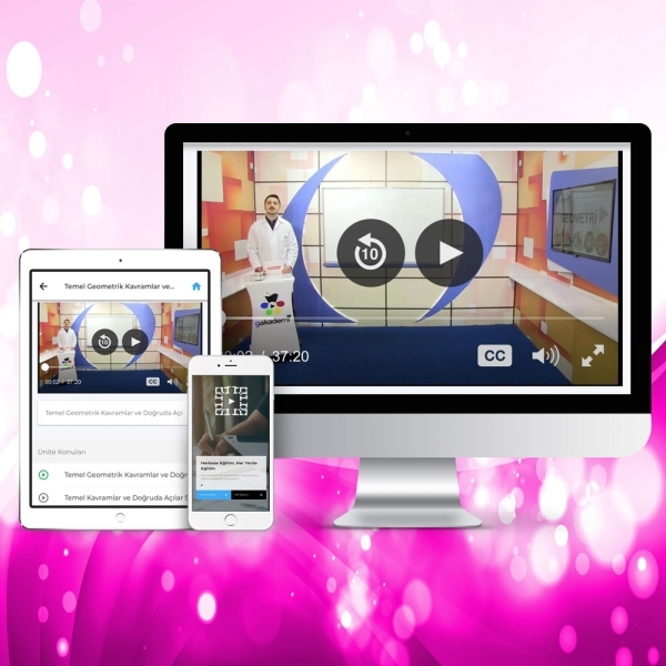 Pratik AÖF Kamu Yönetimi 4. Sınıf 8. Dönem Dersler Online Görüntülü Eğitim Seti