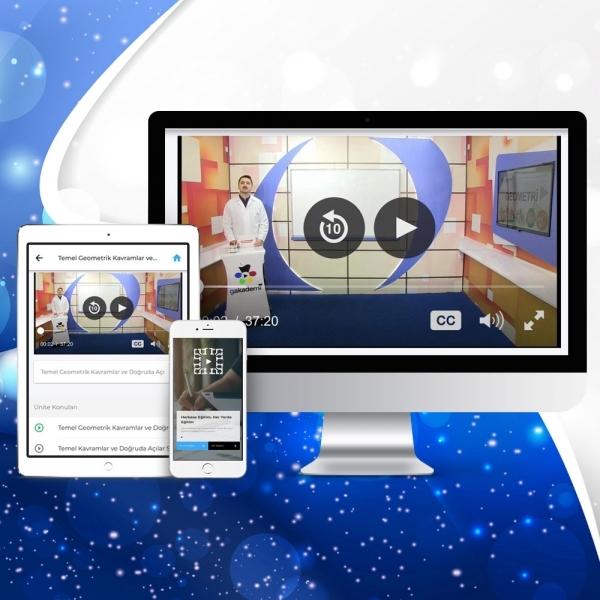 Pratik AÖF Küresel Pazarlama Online Görüntülü Eğitim Seti