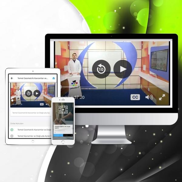 Pratik AÖF Makro İktisat Online Görüntülü Eğitim Seti