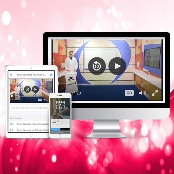 Pratik AÖF Maliye 4. Sınıf 8. Dönem Dersler Online Görüntülü Eğitim Seti