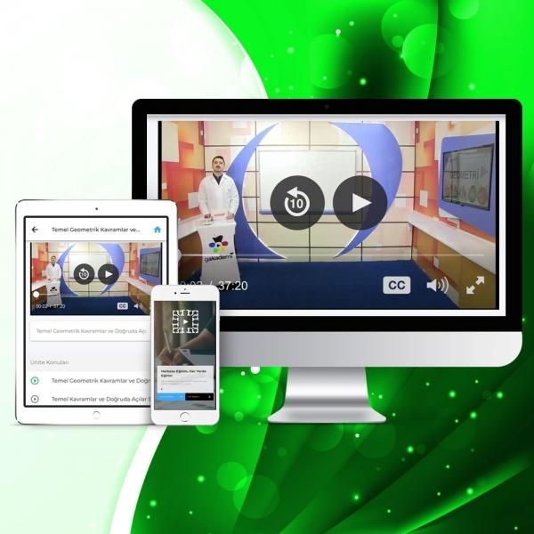 Pratik AÖF Maliyet Yönetimi Online Görüntülü Eğitim Seti