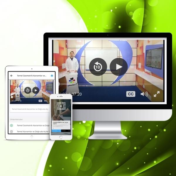 Pratik AÖF Matematiksel İktisat Online Görüntülü Eğitim Seti