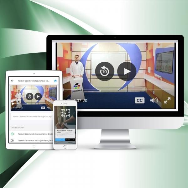Pratik AÖF Muhasebe Bilgi Yönetimi Online Görüntülü Eğitim Seti