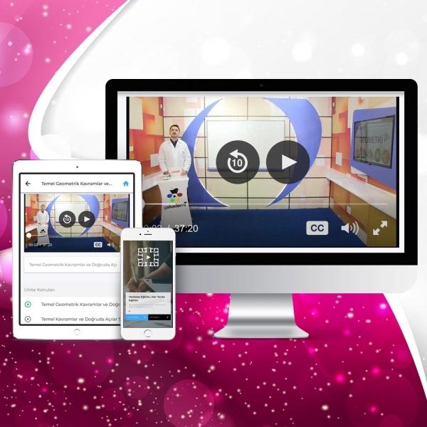 Pratik AÖF Para Teorisi Online Görüntülü Eğitim Seti