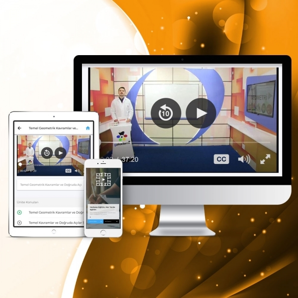 Pratik AÖF Para ve Banka Online Görüntülü Eğitim Seti