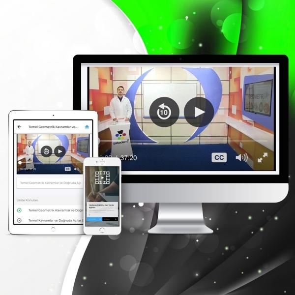 Pratik AÖF Pazarlama Yönetimi Online Görüntülü Eğitim Seti