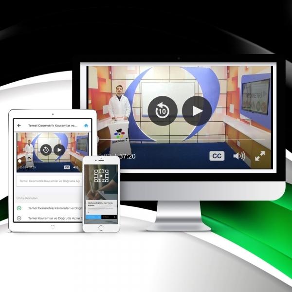 Pratik AÖF Sosyolojiye Giriş Online Görüntülü Eğitim Seti