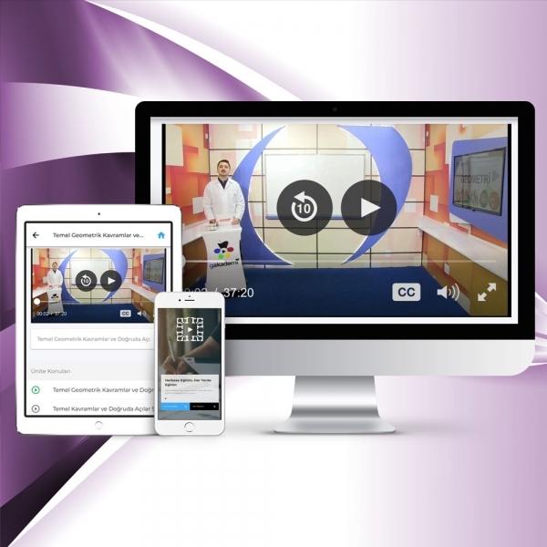 Pratik AÖF Tedarik Zinciri Yönetimi Online Görüntülü Eğitim Seti