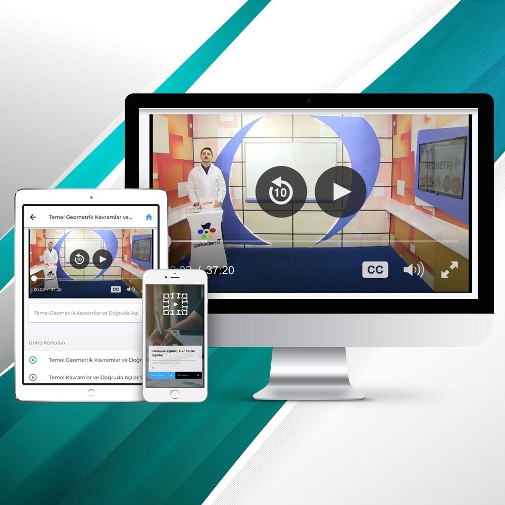 Pratik AÖF Temel Bilgi Teknolojileri 1 Online Görüntülü Eğitim Seti