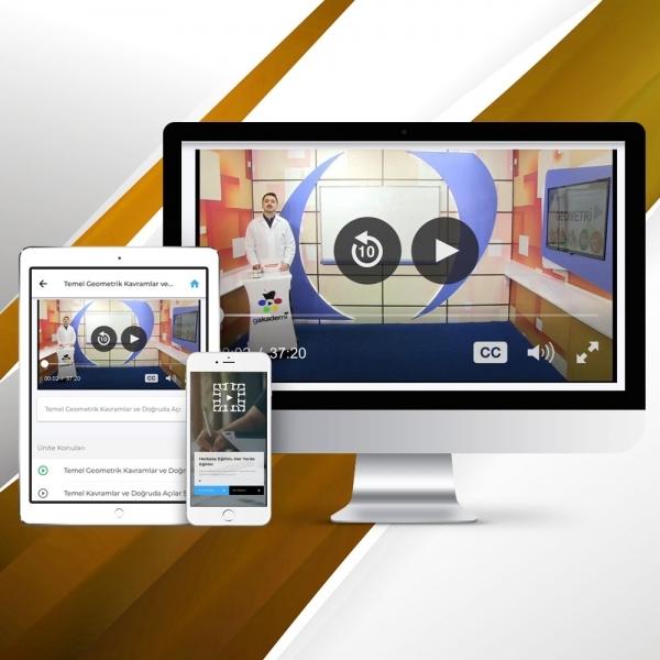 Pratik AÖF Temel Bilgi Teknolojileri 2 Online Görüntülü Eğitim Seti