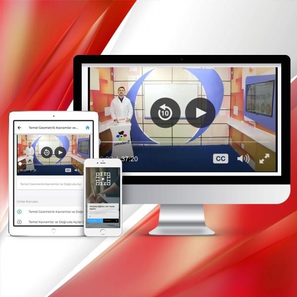 Pratik AÖF Türk Dili 2 Online Görüntülü Eğitim Seti