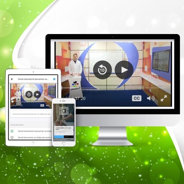 Pratik AÖF Türk Vergi Sistemi Online Görüntülü Eğitim Seti