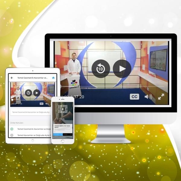 Pratik AÖF Türkiyenin Toplumsal Yapısı Online Görüntülü Eğitim Seti