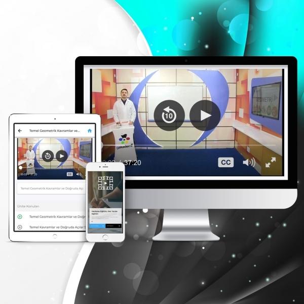 Pratik AÖF Üretim Yönetimi Online Görüntülü Eğitim Seti