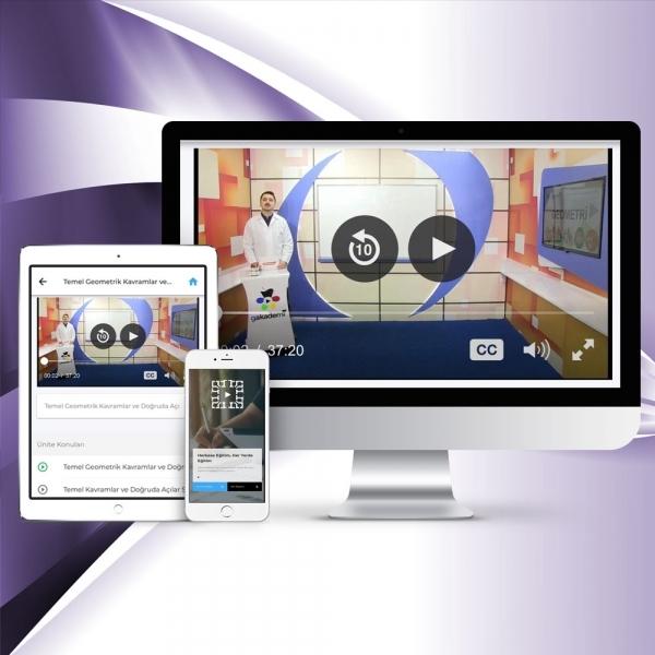 Pratik AÖF Vergi Usul Hukuku Online Görüntülü Eğitim Seti
