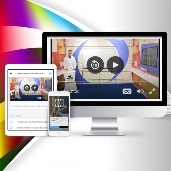 Pratik AÖF Yönetim ve Organizasyon Online Görüntülü Eğitim Seti