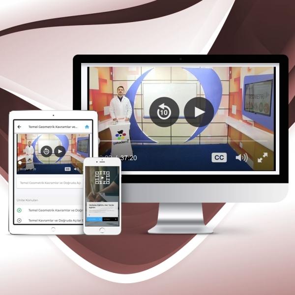 Pratik DGS Mantık Online Eğitim Seti