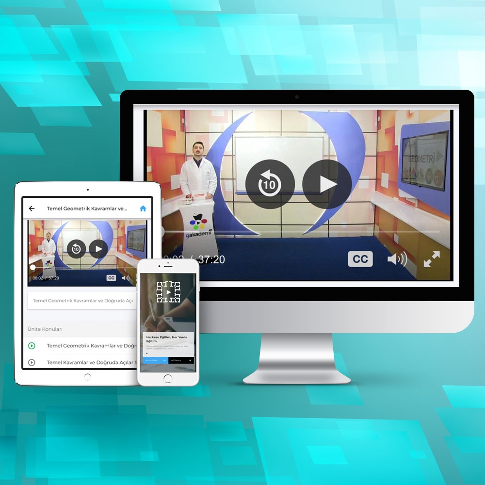 Pratik Fransızca Başlangıç Düzey Online Görüntülü Eğitim Seti