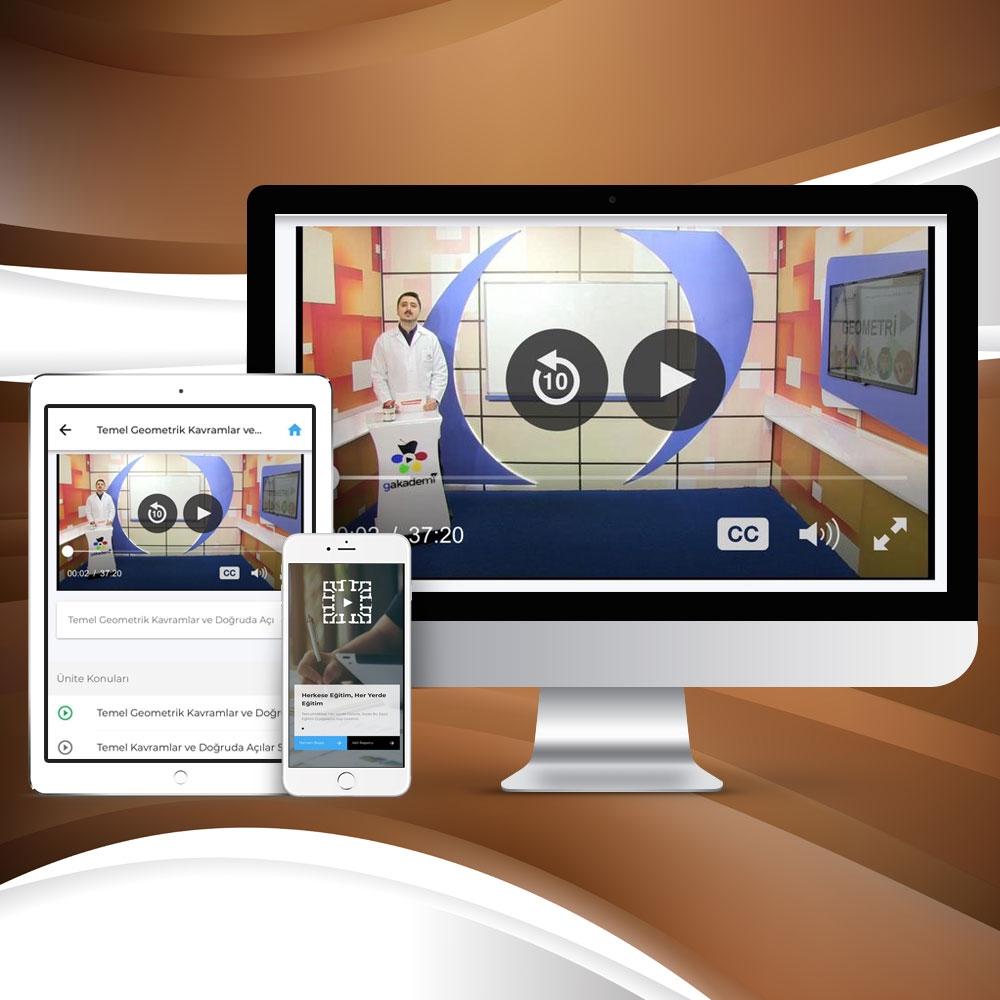 Pratik Fransızca Online Görüntülü Eğitim Seti (Başlangıç-Orta-İleri Düzey)