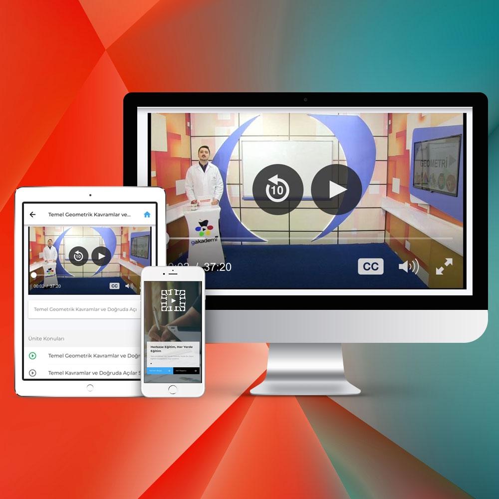 Pratik İngilizce Başlangıç Düzey Online Görüntülü Eğitim Seti