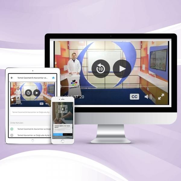 Pratik İspanyolca Online Görüntülü Eğitim Seti Başlangıç-Orta-İleri Düzey